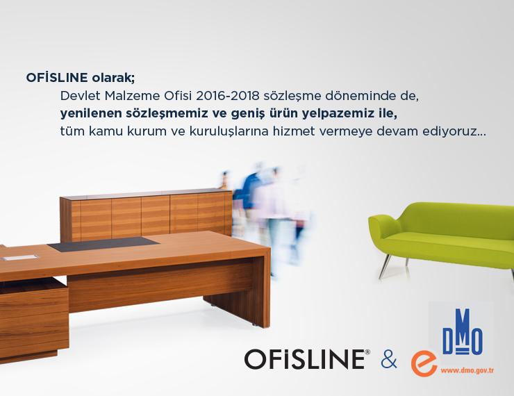 Ofisline DMO İşbirliği