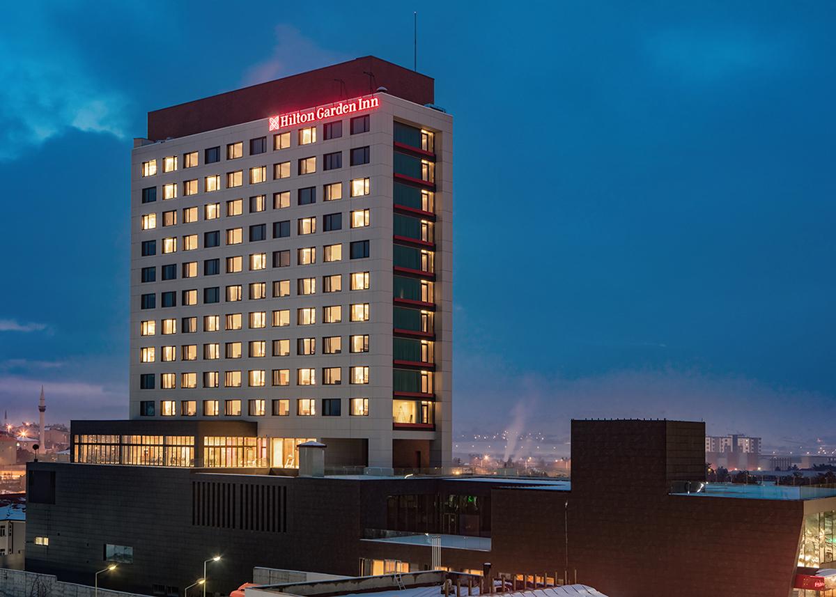 """""""Hilton Garden Inn Sivas"""" da OFISLINE İmzası Taşıyor"""