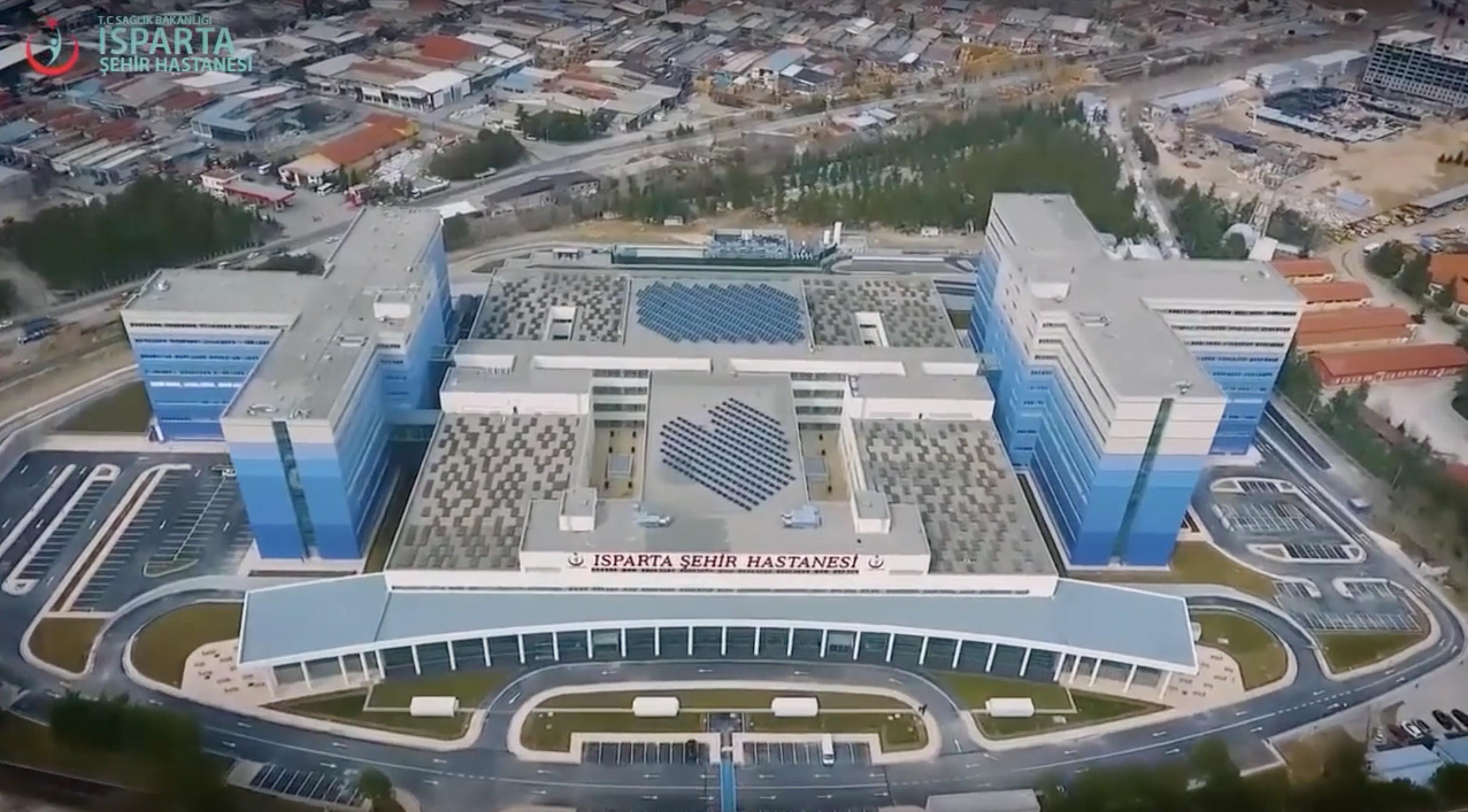 Isparta Şehir Hastanesi Tanıtım Filmi